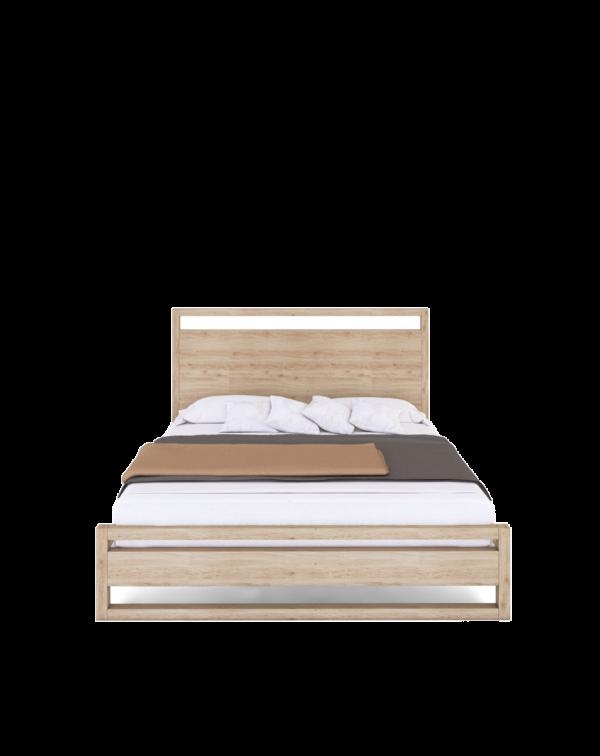 Giường ngủ Aki