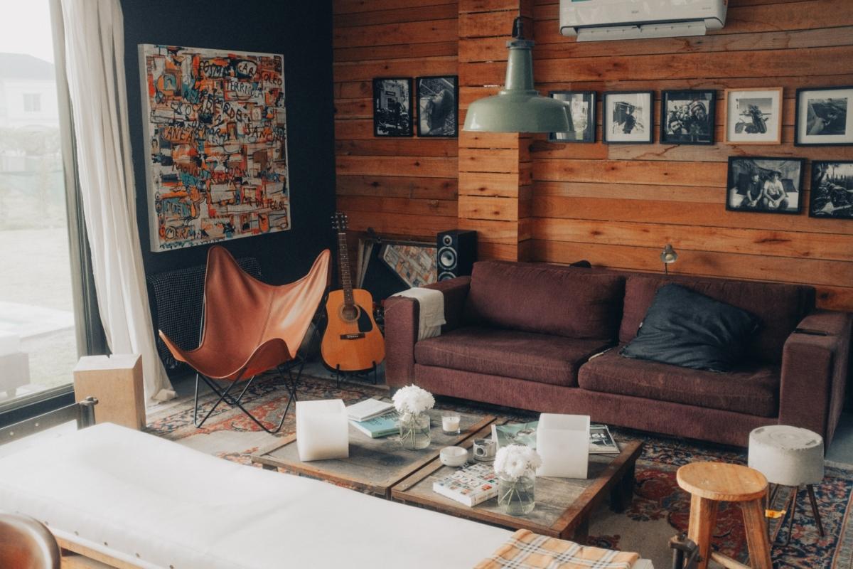 nội thất retro