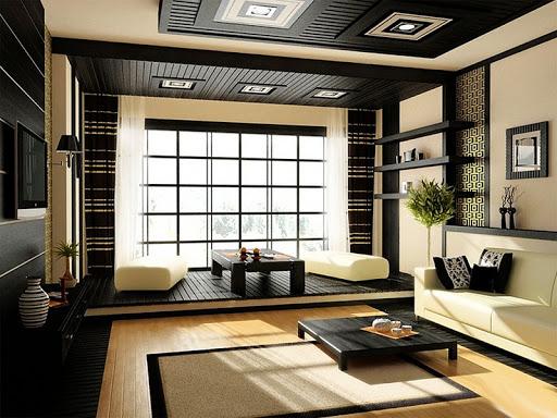 thiết kế nội thất Hàn Quốc