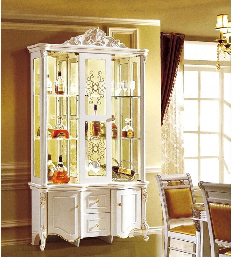 thiết kế tủ rượu